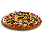 22. PIZZA SPECK 490g
